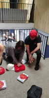 Standard first aid CPR C