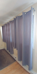 "Various Curtain Panels 52""x84"" and 72""x84"""