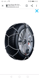 ThuleKönig Easy-fit CU-9 104 winter Snow chains70 Product