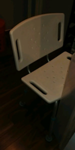 Sold pending pickup: Free shower chair