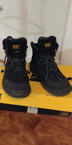 CAT - T900 Safety Shoes Men Size 7 (Used)