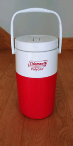Coleman polylite thermos