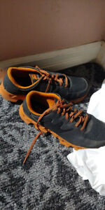 Selling Timberland steel toe boots