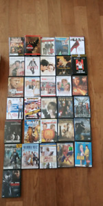 86 DVD Collection (Selling as a lot) Best offer takes them
