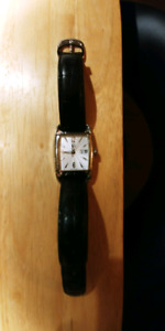 Vintage mens ESQ watch