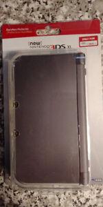 Nintendo 3DS XL HORI Duraflexi Protector (Clear)