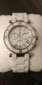 Montre Guess Collection blanche - Gc Swiss Made