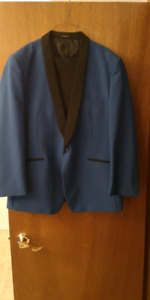 Men's blue and black suit.... New