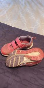 Girls Reebok sneakers Size 13