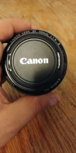 Canon Lens EF 50mm 1:1.8 2