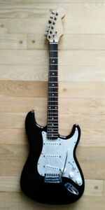 Squier by fender stratocaster guitare electrique