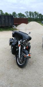 2008 Harley Davidson FLHPI