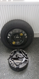 Pirelli space saver tyre and accessories (NEW)