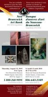 New Brunswick Art Bank 2013-2014 Acquisitions exhibition opening