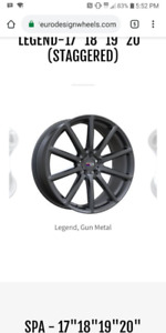 Mazdaspeed3 rims & snow tires