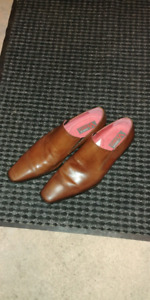 Luca Vero Brown Dress Shoes