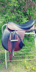 All-purpose saddle