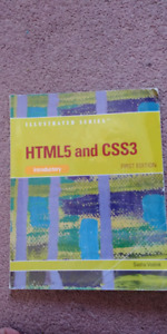 HTML and CSS3