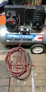 Campbell Hausfeld Cast Iron Series 20 Gallon