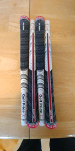 Golf pride and scotty cameron grips