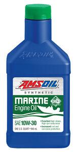 AMSOIL Marine Lubricants
