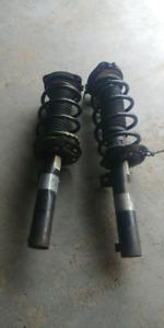 Golf GTI mk6 exhaust, catback, springs, shocks