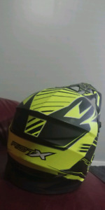 Brand New Dirtbike Helmet Half price