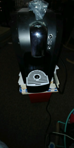New Verismo coffee maker