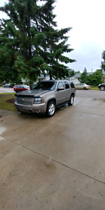 07 chev tahoe ltz low kms