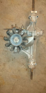 Craftsman lawn tractor rearend part 5110H40233 166 768 314-0510