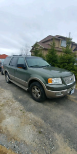 2003 Ford Expidition Loaded 4x4