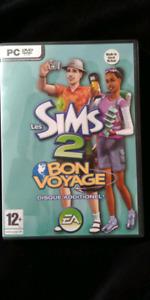 Sims 2 Bon Voyage