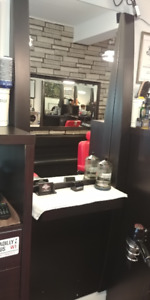 Hairstyling/Barber Styling Station