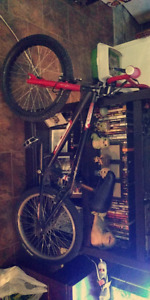 Mint condition GT bmx bike