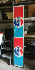 Pepsi Sign