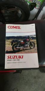 Gs650e clymer manual