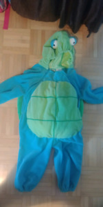 Turtle Halloween costume