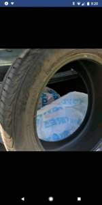 Tires in great condition 225-50R17