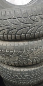 225 65 17 Sailun winter tires 80% or better tread $350