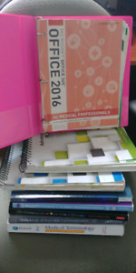 Medical Office Administration textbooks