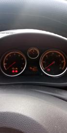 Vauxhall corsa 08 plate