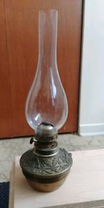Lampe antique