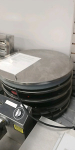 Commercial Pizza warmers, food warmer, hatco.
