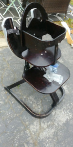 FREE!! CURB ALERT! SVAN high chairs