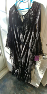 Ladies Vampire or Witch Gown