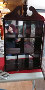 NICE SMALL (WALL TABLE) CURIEO CABINET. 15.00