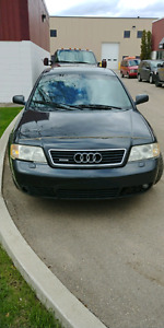 REDUCED 1999 Audi A6 Quattro For Sale