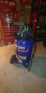 Campbell Hausefeld Air Compressor. Motor not turning.
