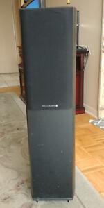2 x Wharfedale Diamond 9.4 Floor-standing Speakers (BLACK)