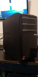 PC GAMER ASUS ( 8 CPU'S ) + RX 580 4GB + 16GB + SSD + 1TB + WIFI